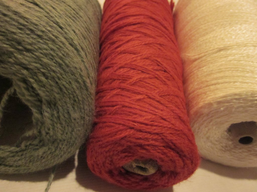 Christmas Yarn 1