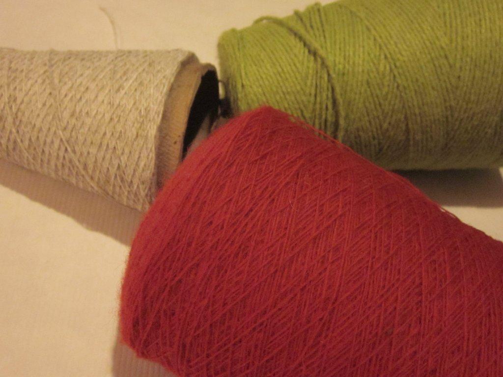 Christmas Yarn 3