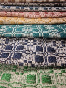 Coverlet Fabric 1