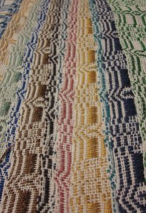 Coverlet Fabric 10