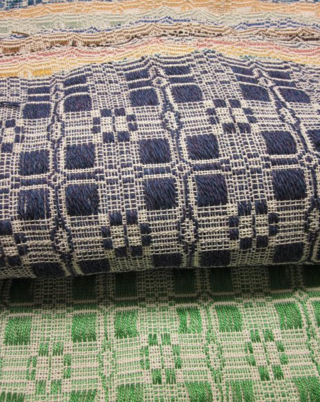 Coverlet Fabric 11
