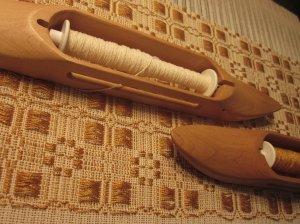 Coverlet Weaving 26