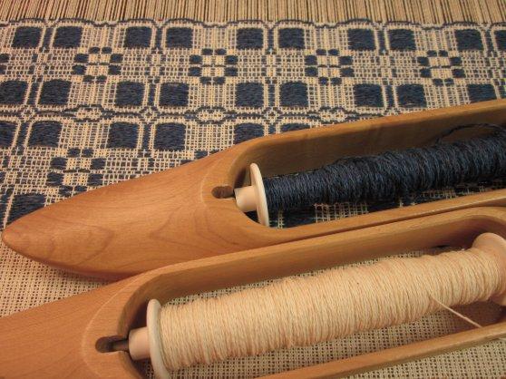 Coverlet Weaving 28