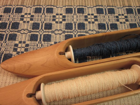 Coverlet Weaving 28