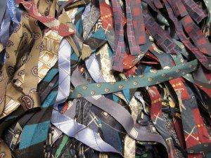 Necktie mayhem!