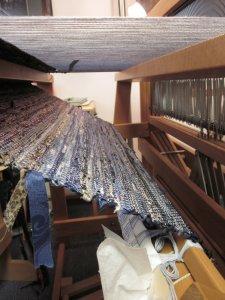 If you lived inside a loom...