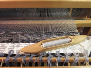 We're weaving!
