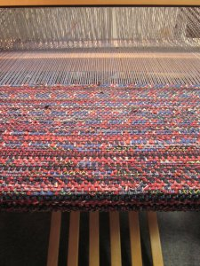 We have no shortage of blue/red ties!