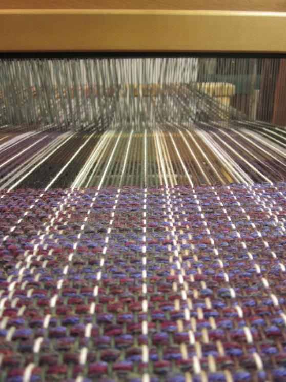 Run 9 Weaving 8