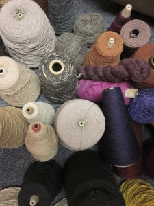So many yarns, so little time!