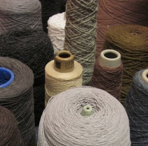 Cotton and wool and rayon - oh my!