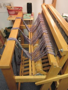 Into the loom