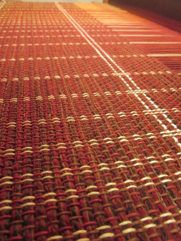 The woven landscape