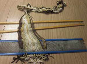 Ready to merge with the loom!