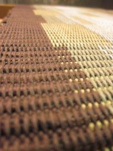 It's a great, dense weave!