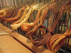 A fabulous, fiber row!