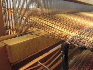 The tunnel of yarn