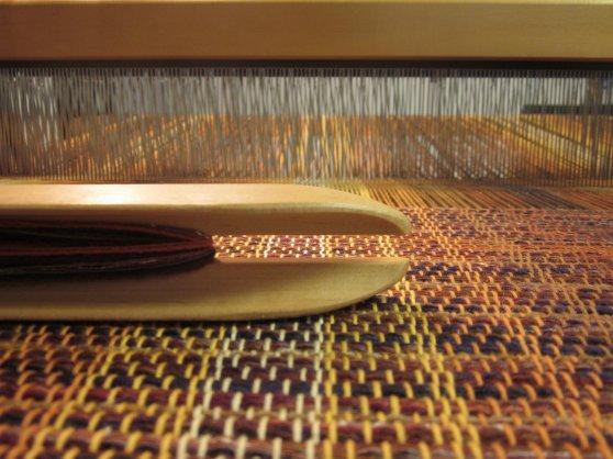 Run 13 Weaving 46