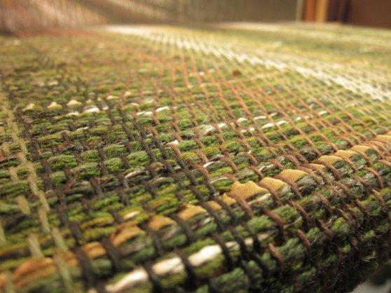 The woven landscape...