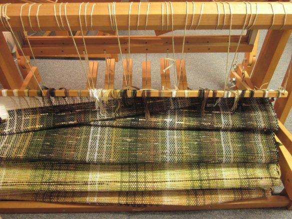 Run 14 Weaving 76