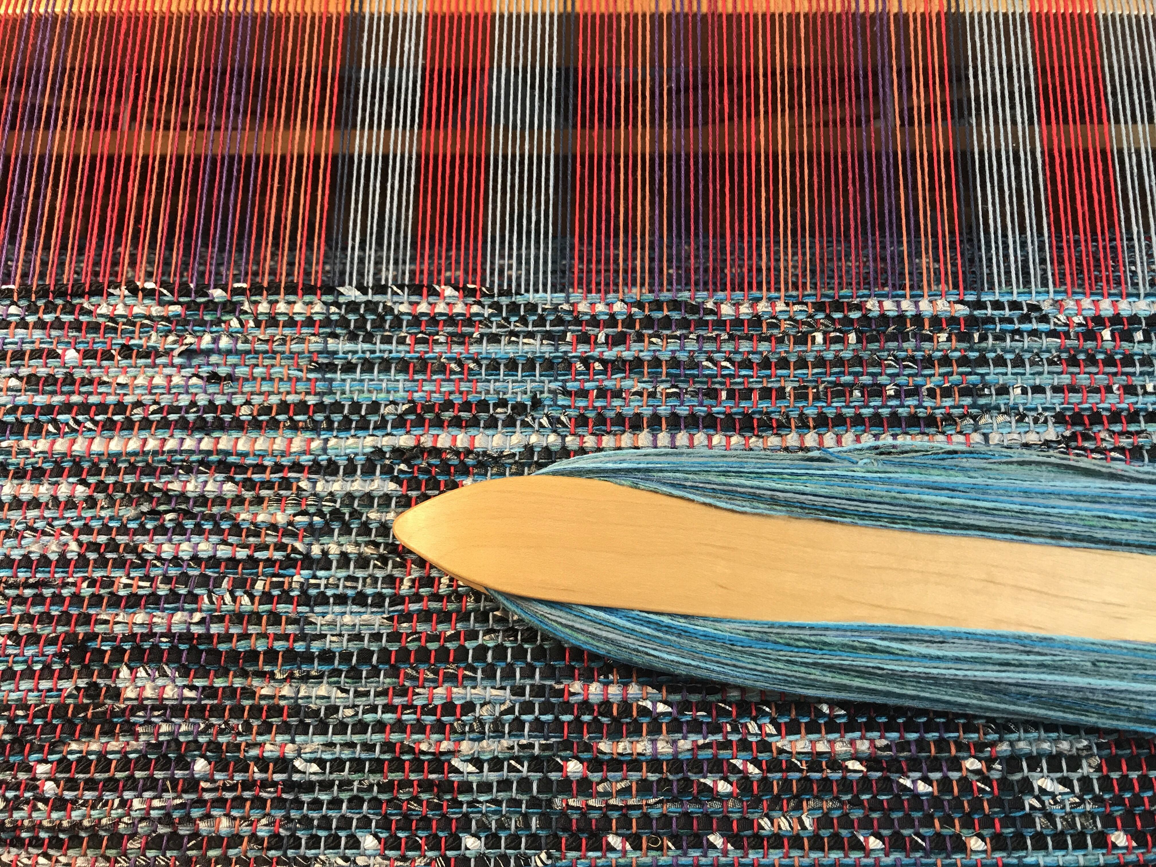 Handwoven fabric